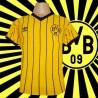 Camisa  retrô Borussia Dortmund
