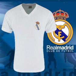 - Camisa retrô Real Madrid - ESP