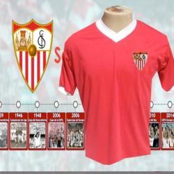 -Camisa Retrô FC   Sevilla - ESP 1960
