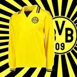 Camisa retrô Borussia Dortmunt ALE