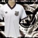 Camisa  retrô    XV  de Piracicaba logo  branca- 1980