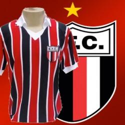 Camisa retro CORINTHIANS 1985-88 branca kalunga