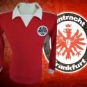 Camisa retrô  Eintracht Francfurt ML  vermelha - ALE
