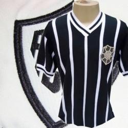 Camisa retrô Olimpique de marselha