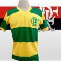 Camisa retrô flabrasil  comemorativa -1981