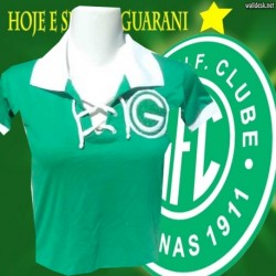 Camisa  retrô  baby look - Guarani