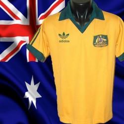 Camisa retrô da Australia
