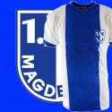 Camisa retrô Magdeburg -1974-75