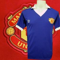 Camisa retro Manchester United - ENG