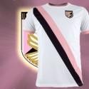 Camisa retrô  Palermo faixa diagonal- ITA
