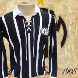 Camisa retrô Atletico mineiro manga longa 1940-45