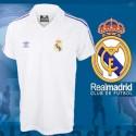 - Camisa retrô Real Madrid  1986.