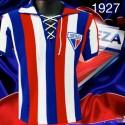 Camisa retrô Fortaleza Esporte Clube  - 1927