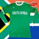 Camisa retrô AfrÍca do sul ML