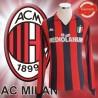 Camisa retrô  Milan AC  1988  ML - ITA
