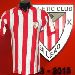 Camisa retrô Atletico Madrid
