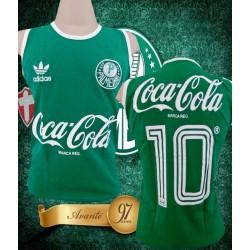 Camisa retrô Palmeiras  - 1989