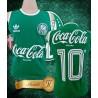 Regata retrô Palmeiras  verde coca cola