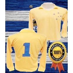 Camisa retrô Cruzeiro Goleiro Raul