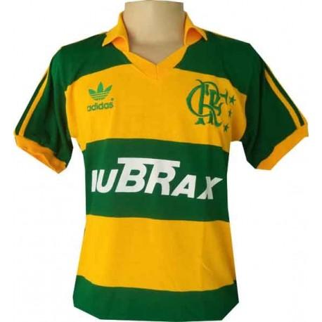 Camisa retrô flabrasil Lubrax