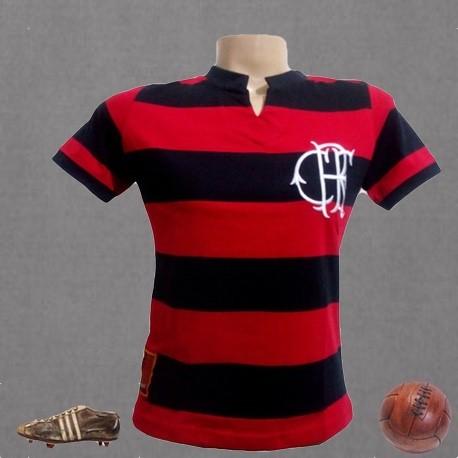 camisa retrô Flamengo baby look tradicional 5bab7c13b920d