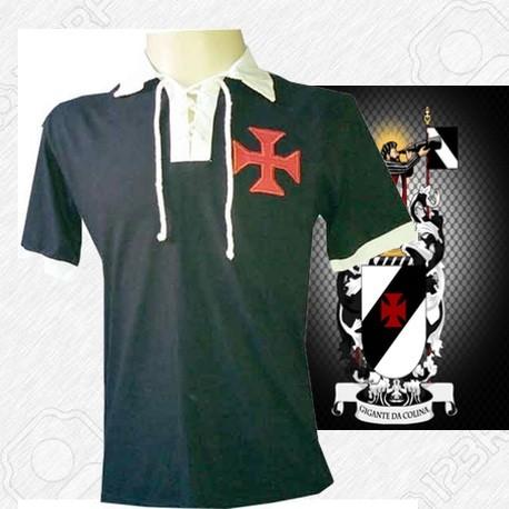 Camisa retrô Vasco da Gama - 1943