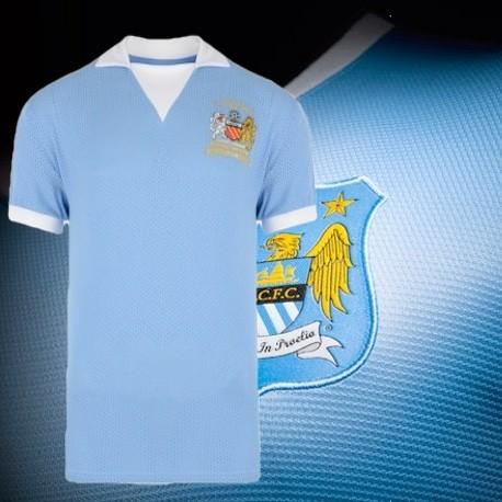 Camisa Retro Manchester City 1980