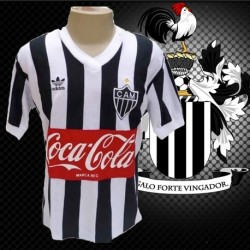 Camisa retrô  Atlético  Mineiro -1945