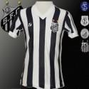 Camisa retrô Santos Listrada Topper 1982-83