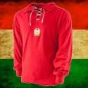 Camisa retrô  Hungria  ML   cordinha-.