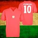Camisa retrô  Hungria  Puskas - 1954