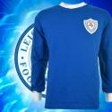 Camisa retrô   Leicester ML 1970  .ENG