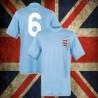 Camisa retrô da Inglaterra