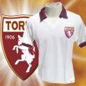 Camisa Retrô Torino tradicional  branca - ITA
