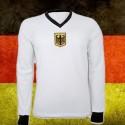 Camisa retrô Alemanha branca  aguia ML  . 1934