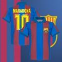 - Camisa retrô Barcelona Maradona- ESP