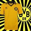Camisa  retrô Borussia Dortmund  logo tradicional- ALE