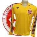 Camisa retrô Internacional   goleiro Benitez.