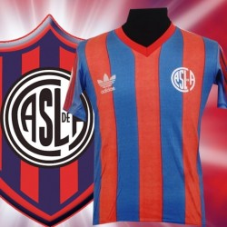 Camisa retro San Lorenzo de Almagro