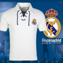 - Camisa retrô Real Madrid cordinha- ESP
