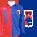 Camisa retrô Parana Clube ML- 1991