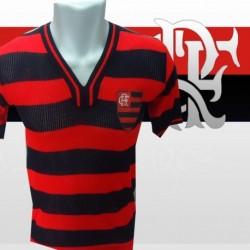 Camisa retrô flamengo  1975