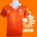 Camisa retrô Holanda logo - 1990