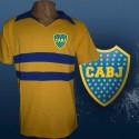 Camisa Retrô Boca Juniors  1947- ARG