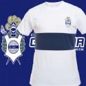 Camisa Retrô  Gymnasia y  esgrima  1984- ARG