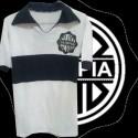 Camisa retrô Olimpia  gola polo-PAR