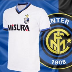 camisa retrô inter Milan  Misura - ITA