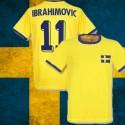 Camisa retrô Ibrahimovic -  SUE