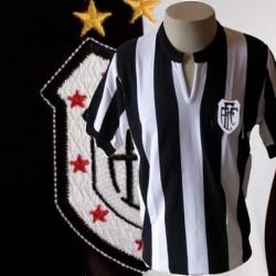 camisa retrô Grêmio 1977