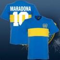Camisa Retrô Boca Juniors Maradona 1981 - ARG
